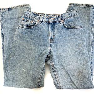Vintage Levi's 550 Jeans